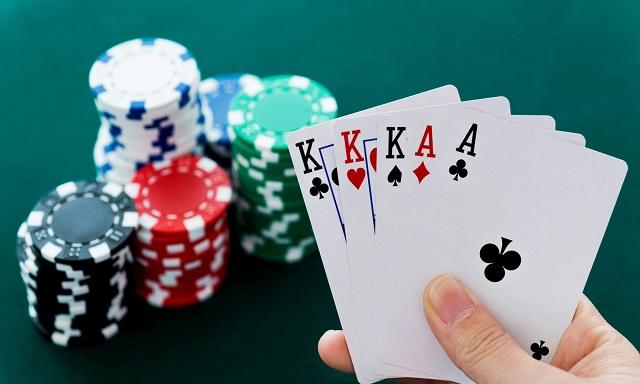 main poker taruhan pulsa